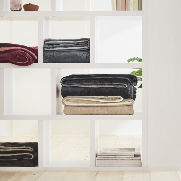 double soft Decke s.Oliver 4732