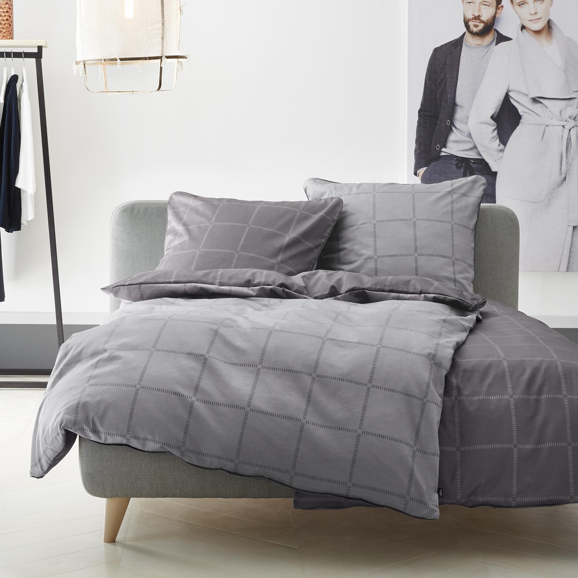 satinbettw sche s oliver ibena online shop. Black Bedroom Furniture Sets. Home Design Ideas