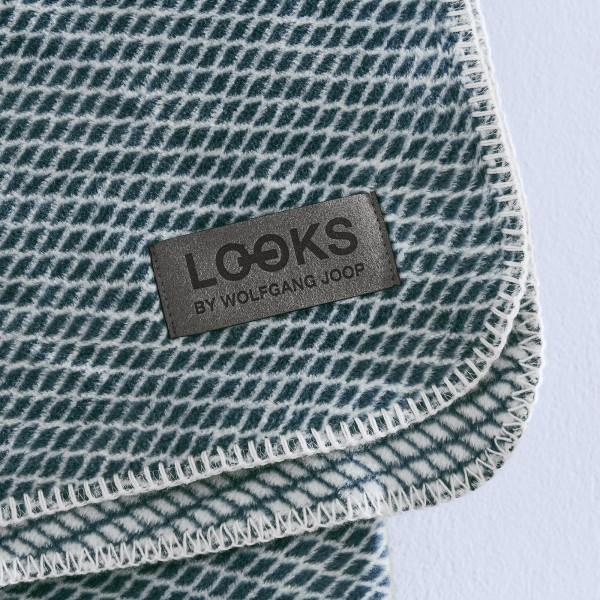 jacquard Decke LOOKS by Wolfgang Joop 5002