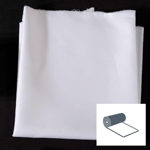 Meterware Maskenstoff IBENA Protect Pearl weiß / bestellbar ab 5m