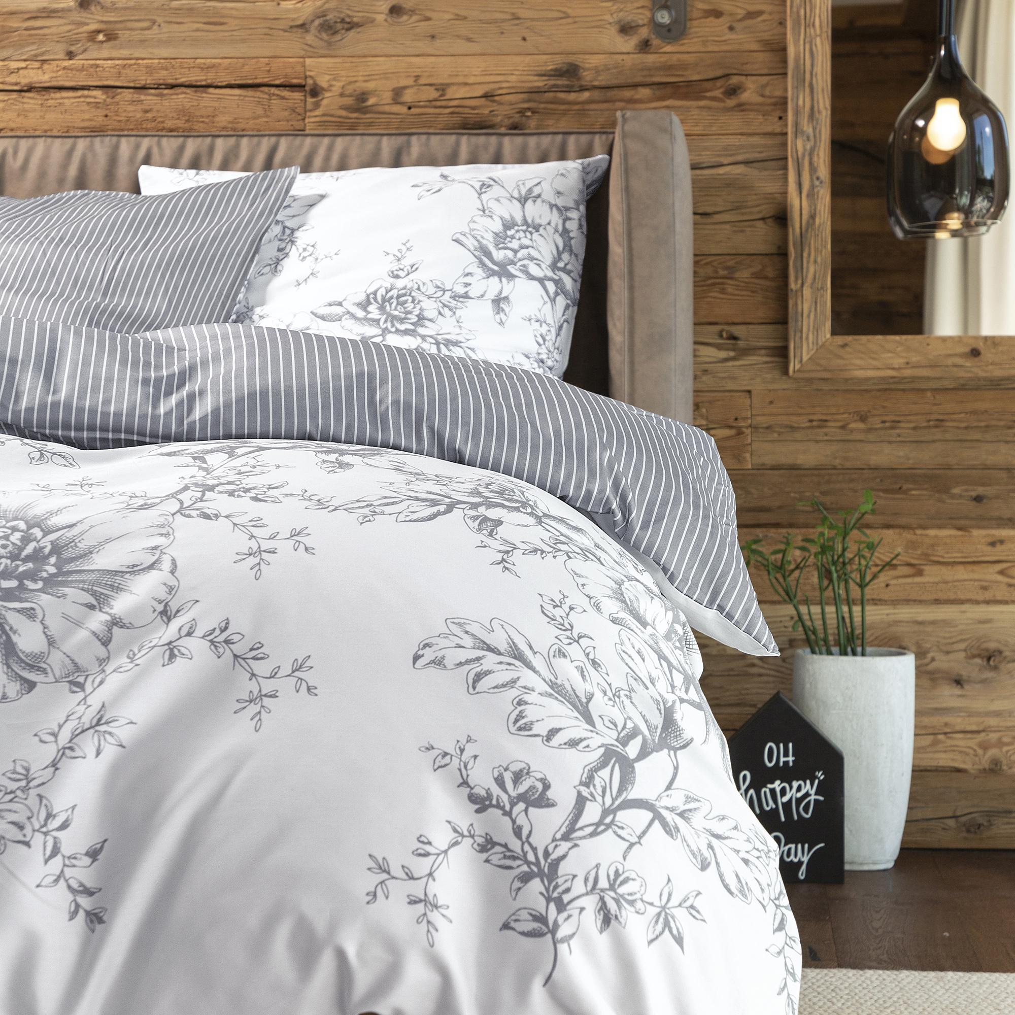 satinbettw sche zeitgeist bettw sche ibena online shop. Black Bedroom Furniture Sets. Home Design Ideas