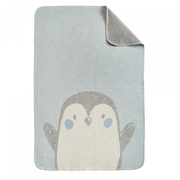 s.Oliver BABY jac.Decke BW GOTS Pinguin 4299