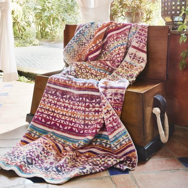 Jacquard Decke Bali 3677