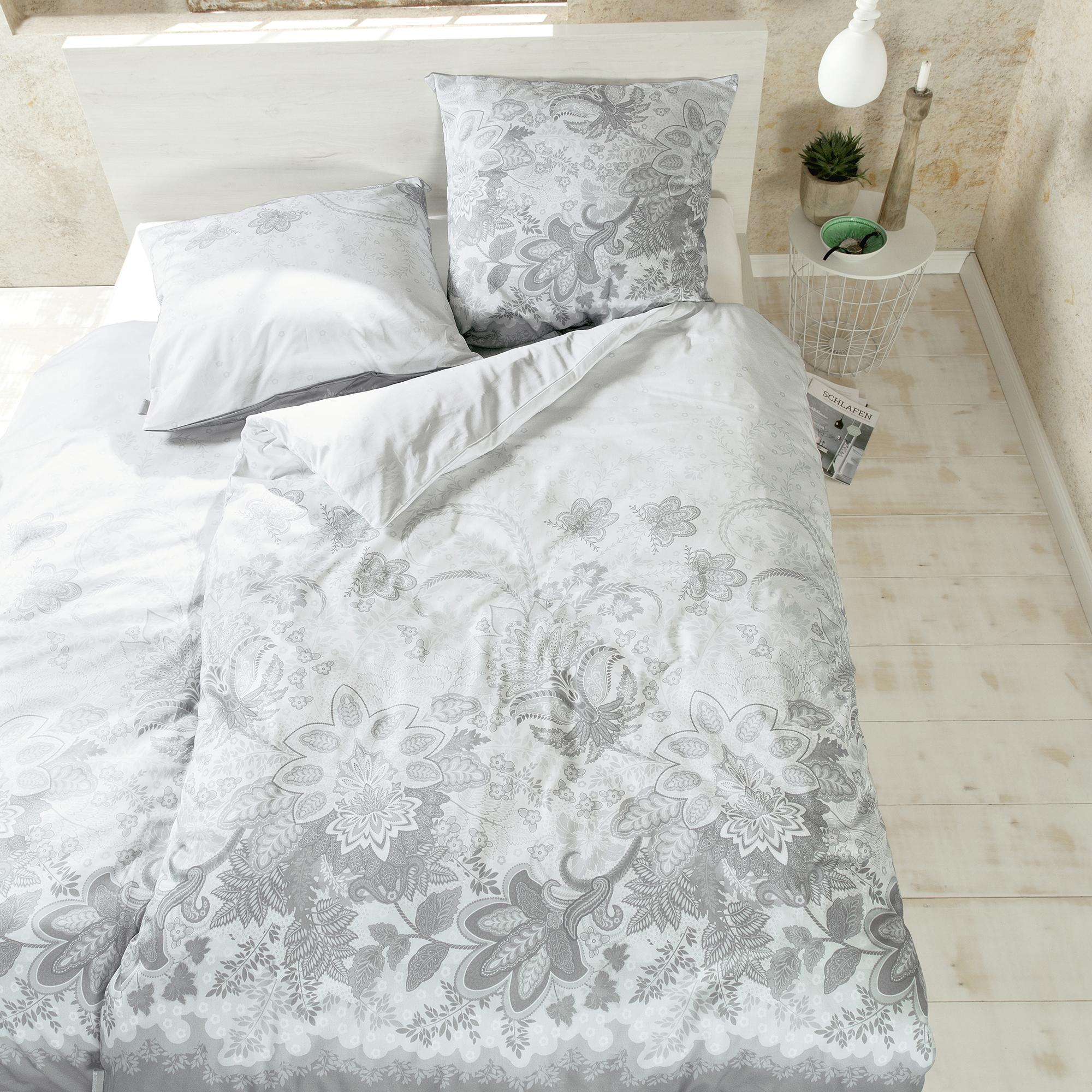 satinbettw sche zeitgeist ibena online shop. Black Bedroom Furniture Sets. Home Design Ideas