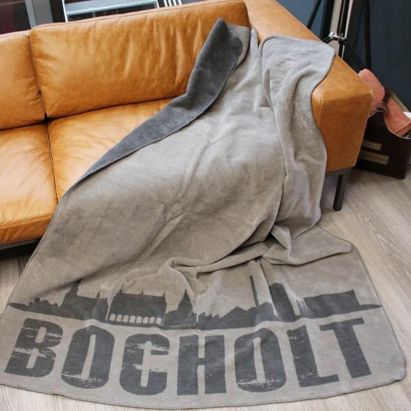Jacquard Decke Bocholt
