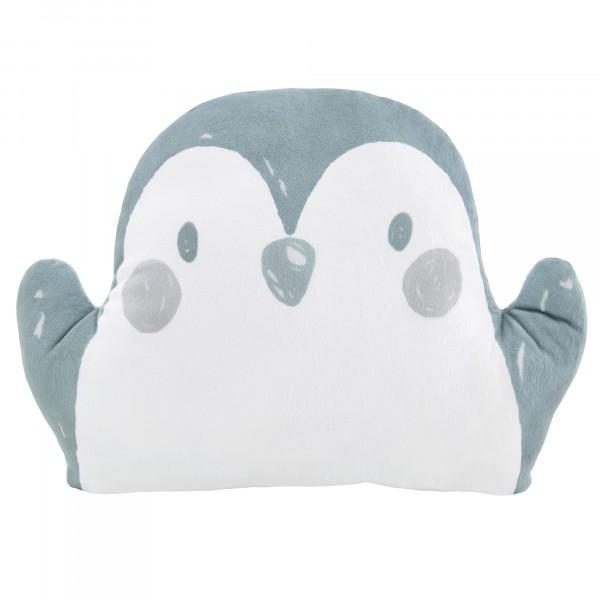 s.Oliver Kinder Plüsch-Kissen Pinguin 4343