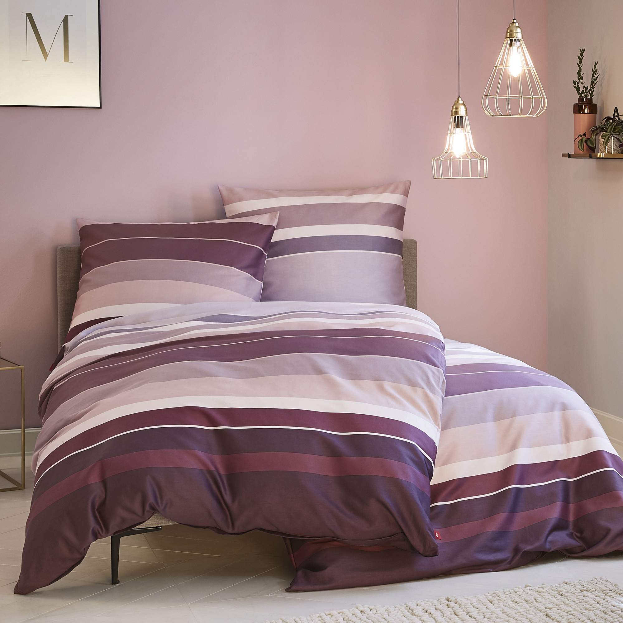 satinbettw sche s oliver s oliver bettw sche. Black Bedroom Furniture Sets. Home Design Ideas