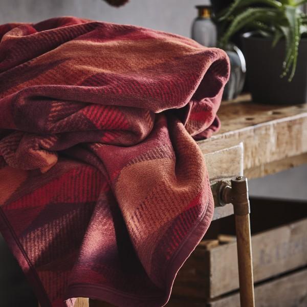 Jacquard Decke Temara 4022