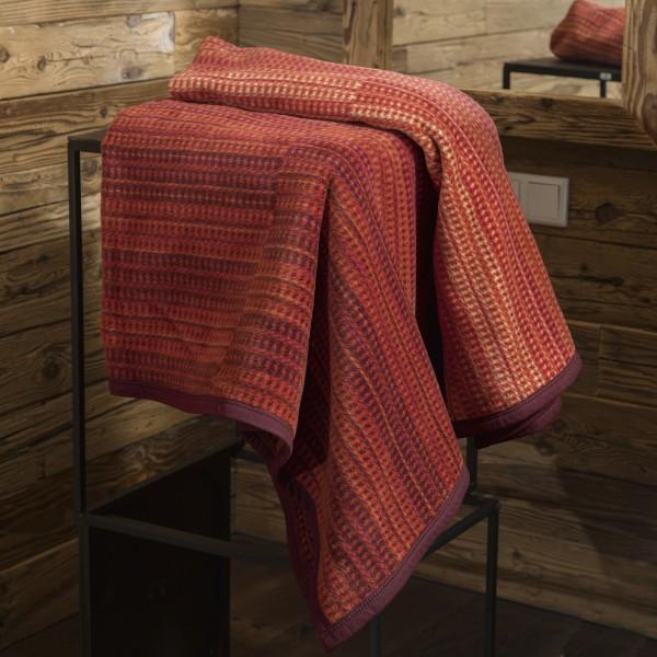 Jacquard Decke Milton 2346